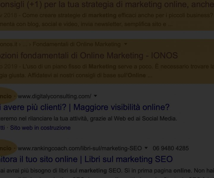 differenza tra seo e sem slider